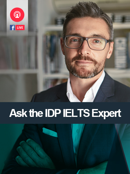 Ask the IELTS Expert